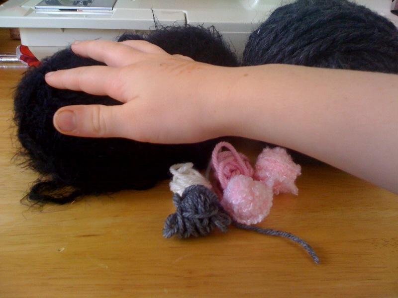 Yarn babies 2
